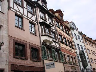 Weißgerbergasse, Nürnberg West