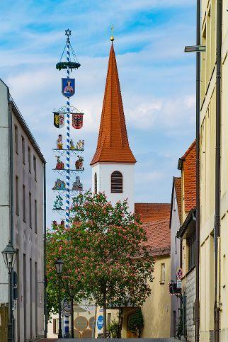 Christuskirche Neumarkt, Foto: Gehrmann