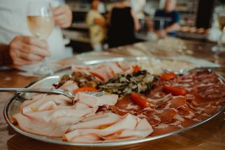 Foodtour Gostenhof, erste Station: Vorspeisen bei Biancardi
