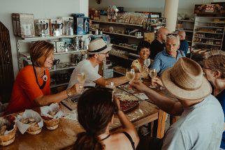 Foodtour Gostenhof, erste Station: Essen bei Biancardi