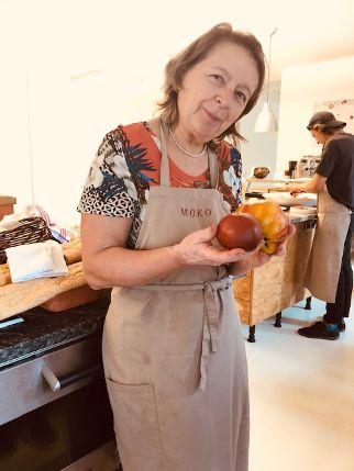 Frau Hussenether, Mobile Kochkunst